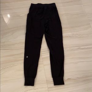 Lululemon Cotton Joggers